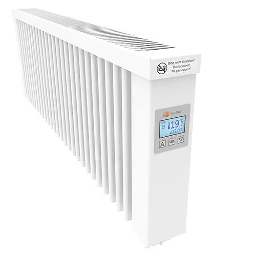 Elektrische Verwarming Aeroflow Slim 1200w Verwarmingaktie Nl