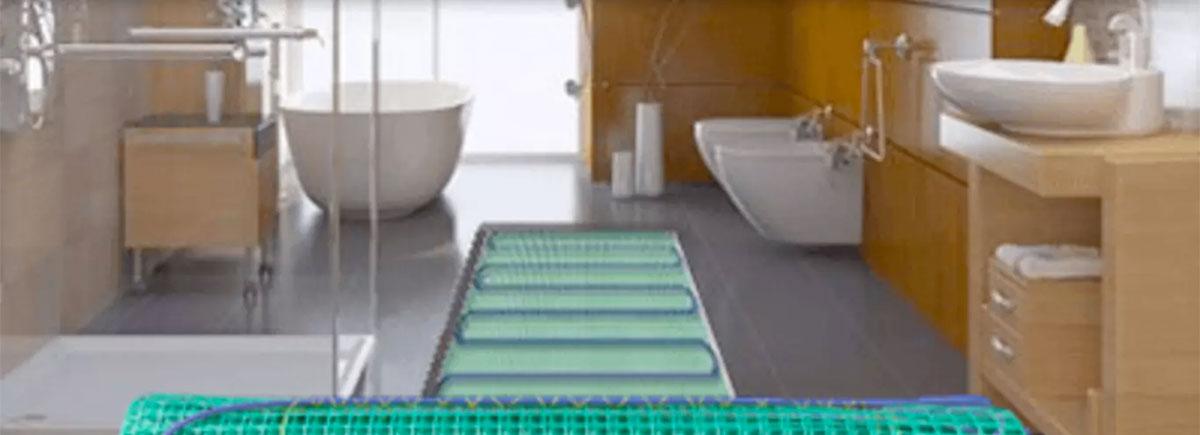 verwarmingaktie elektrische vloerverwarming