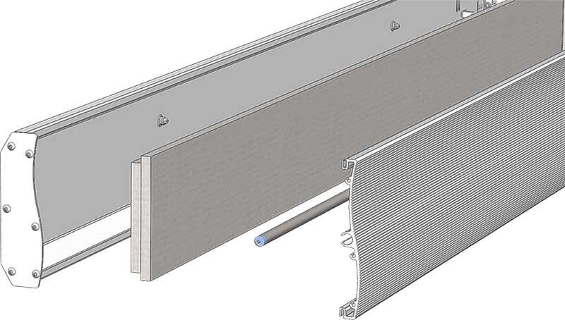 infrarood heater samenstelling